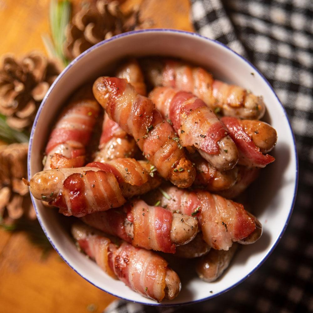Organic Pork Sausages