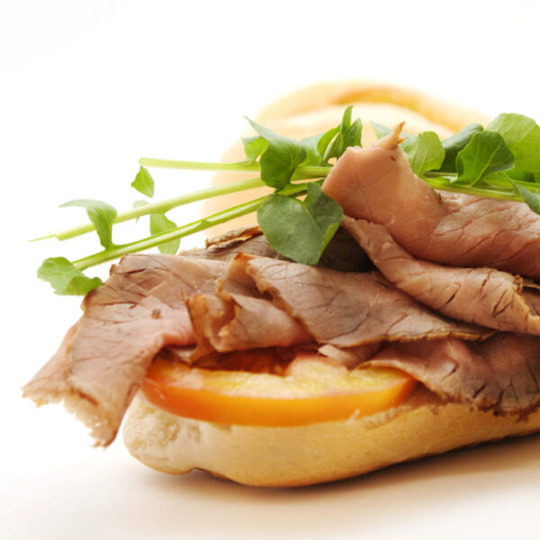 Organic Sliced Cooked Beef