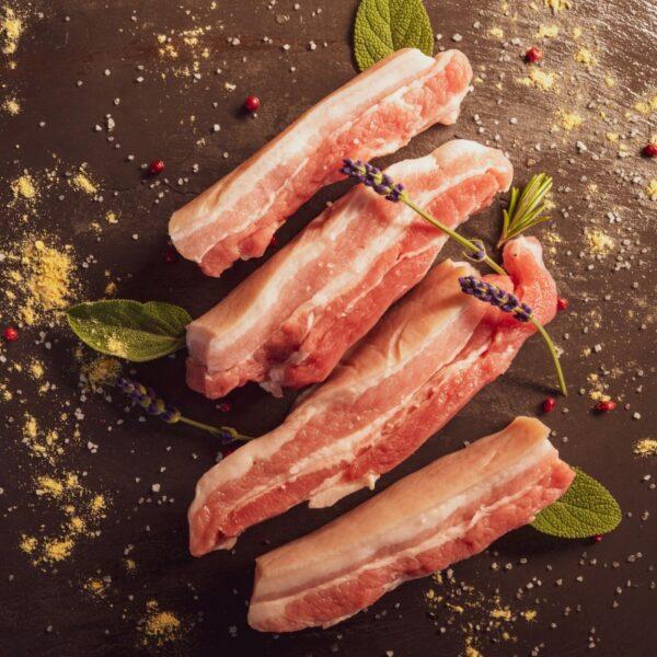 Organic Pork Belly