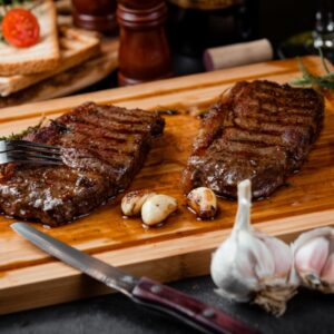 organic rump steak