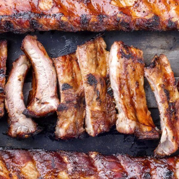 Organic Pork Ribs