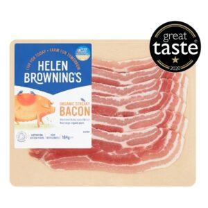 Organic Streaky Bacon