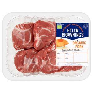 Organic Pork Cheeks