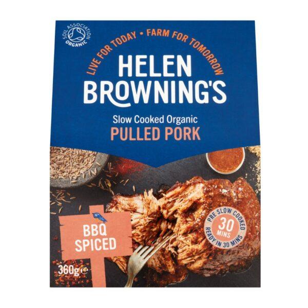 Pulled Pork BBQ spice
