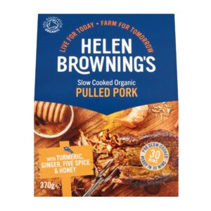 Organic pulled pork bbq spice