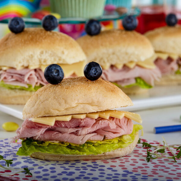 Organic Wafer thin Ham