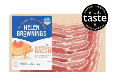 Organic Unsmoked Streaky & Back Bacon