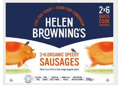 Speedy Sausages
