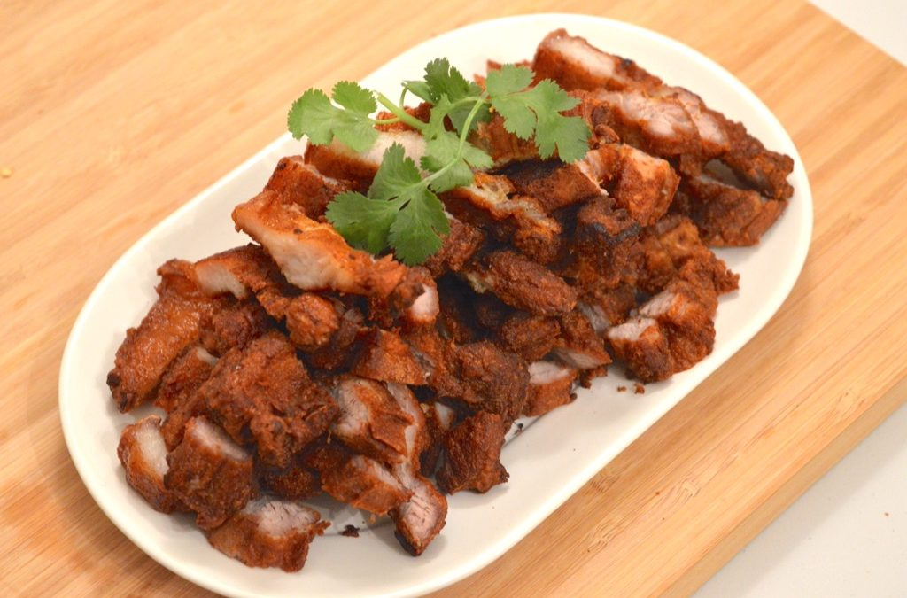 Crispy Thai Pork