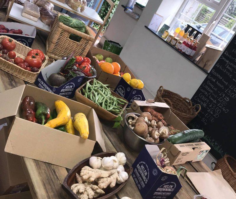 Organic Farm Shop