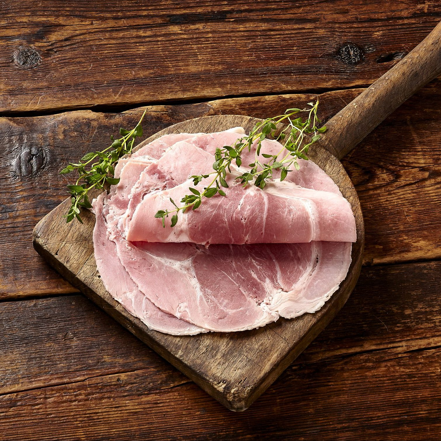 Organic Dry Cured Ham