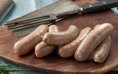 Speedy Sausage and Parsnip Traybake