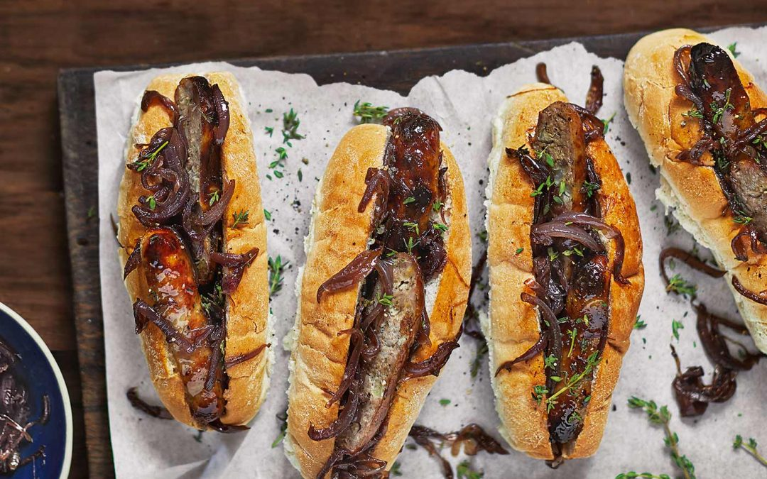 Marmalade Hot Dogs