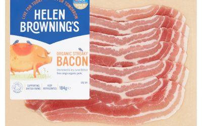 Bacon Wrapped Halloumi with Tamarind Tomato Sauce