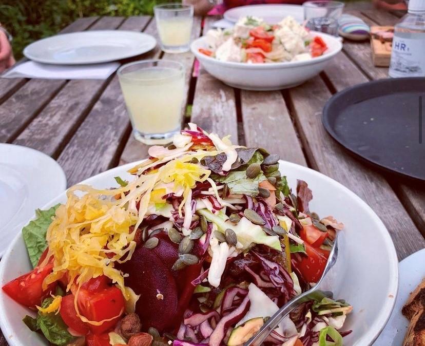 National BBQ Week- Summer Salad Sides