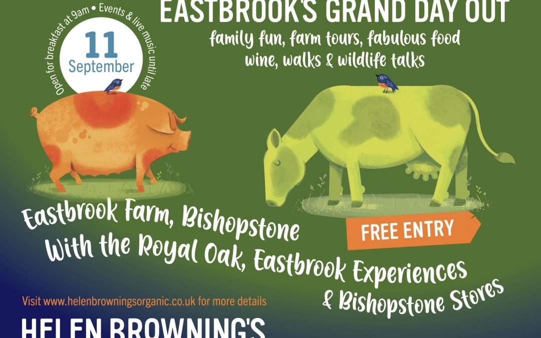 Save the Date- Eastbrook's Grand Day Out